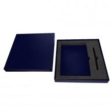 Коробка картонная под ежедневник и ручку