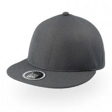 Бейсболка  SNAP-ONE, без панелей и швов, без застежки