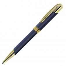 ADVOCATE, ручка шариковая, синий/золотистый
