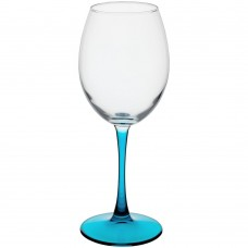 Бокал для вина Enjoy, голубой