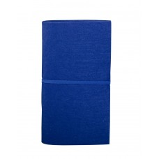 Блокнот Felt с ручкой, синий