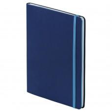 Блокнот BiColor, синий