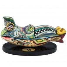 Скульптура «Рыбы»