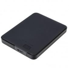 Внешний диск WD Elements, USB 3.0, 1Тб, черный
