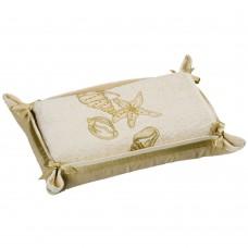 Банное полотенце в корзине «Ракушки»