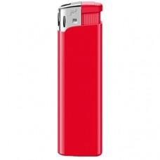 Зажигалка пьезо Flameclub, красная