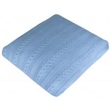 Подушка Comfort, голубая