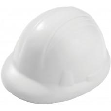 Антистресс «Каска», белый