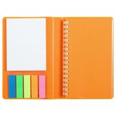 Блокнот Freestick, оранжевый