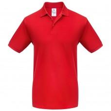 Рубашка поло Heavymill красная