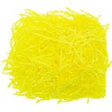 Бумажный наполнитель Chip, желтый неон