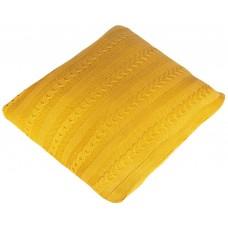 Подушка Comfort, горчичная