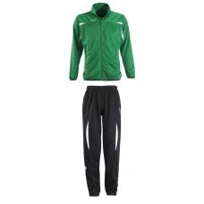 Костюм тренировочный CAMP NOU, зеленый/черный