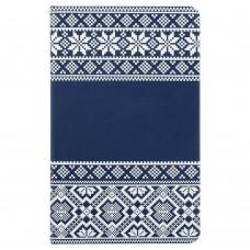 Блокнот «Скандик», синий
