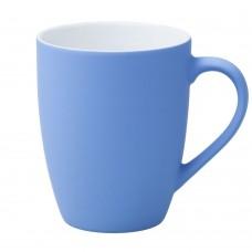 Кружка Best Morning c покрытием софт-тач, голубая