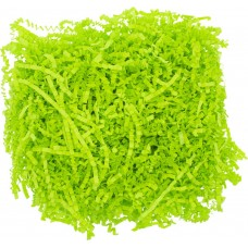 Бумажный наполнитель Chip, зеленый неон
