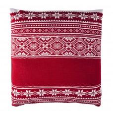 Подушка «Скандик», красная