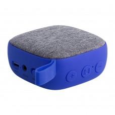 Беспроводная колонка Chubby, синяя