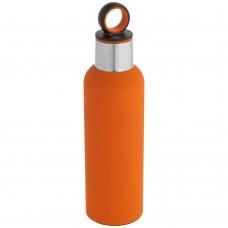 Термобутылка Sherp, оранжевая